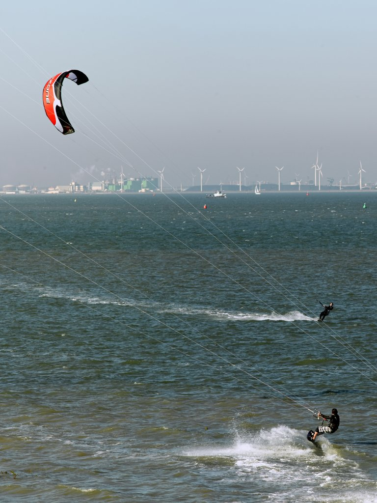 Watersport in Zeeuws-Vlaanderen